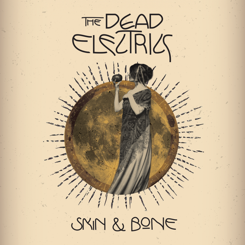 The Dead Electrics - Skin & Bone Single Artwork