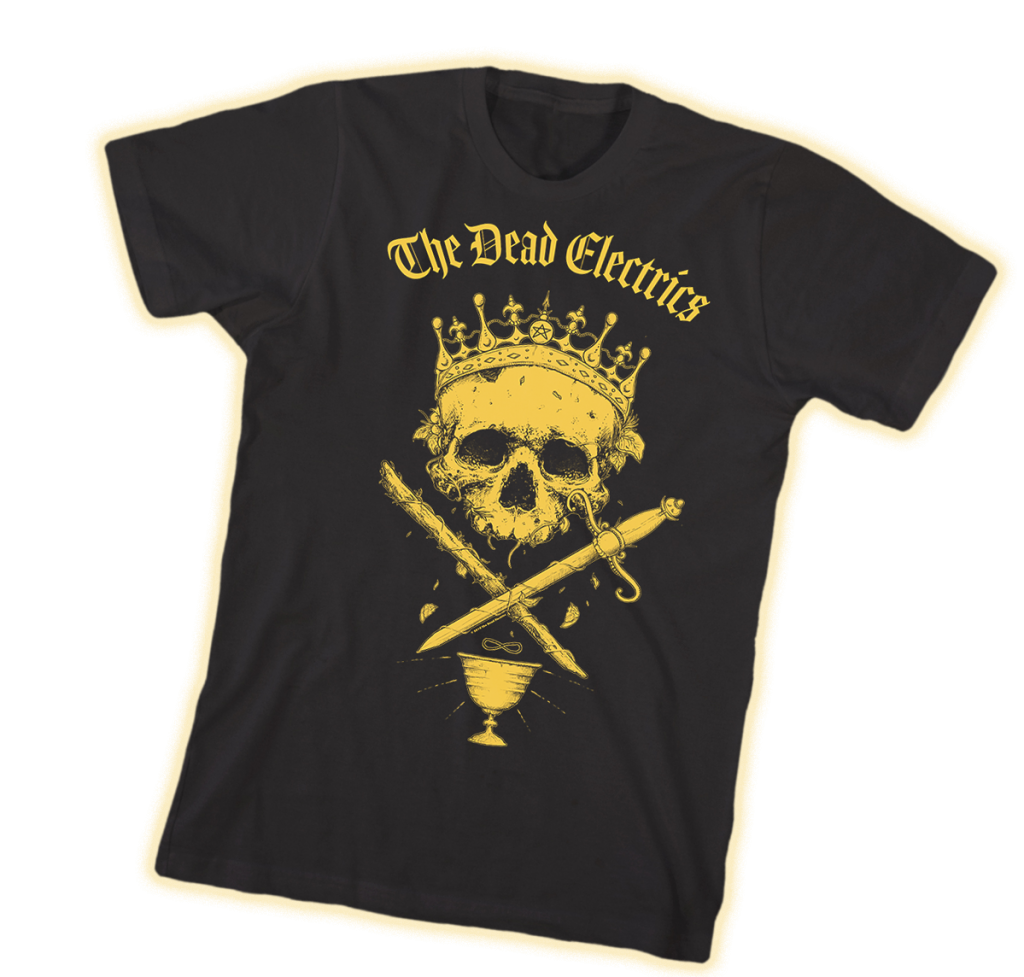 The Dead Electrics - The Magician Shirt